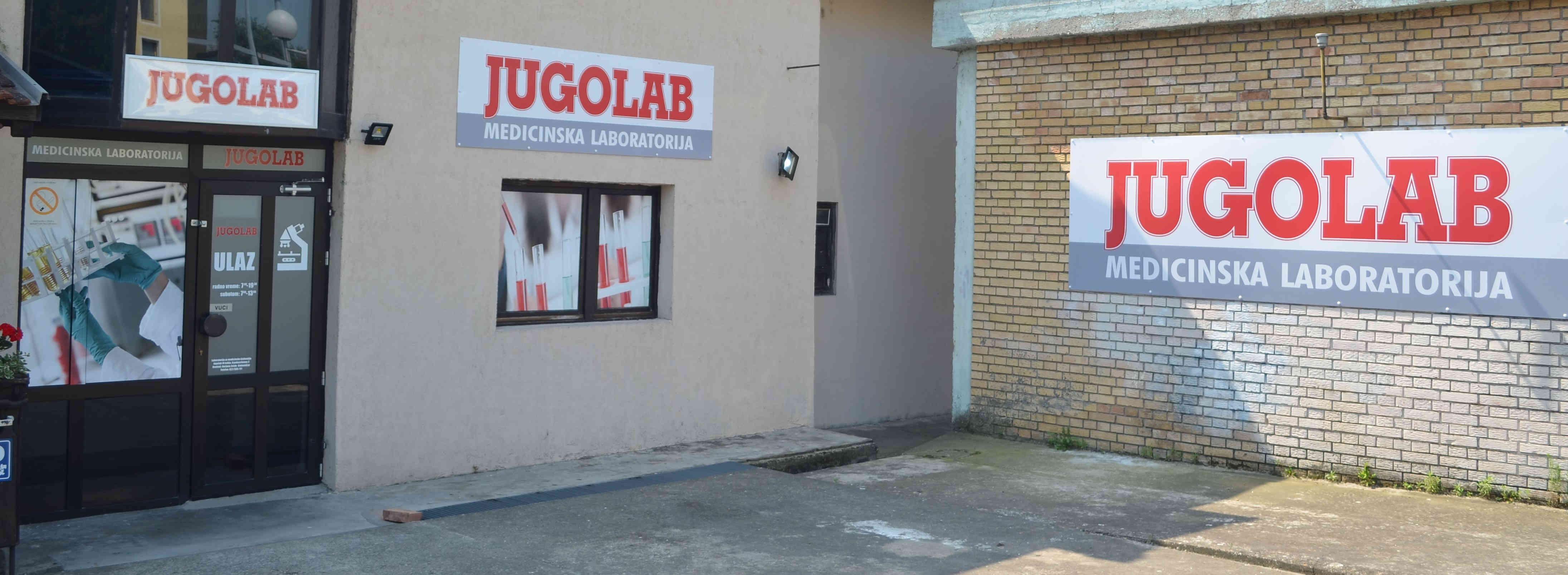 Laboratorije | Jugolab